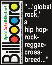 Billboard Press. Global Rock Showcases Are Like Peaceful UN Meetings: D.I.A