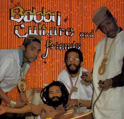 Bobby Culture and Friends album release on C & D Records label 1990