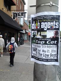 Dubb Agents at Low Beat in Albany May 21, 2016.