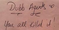 Dubb Agents Hit Hard. Killed it in Providence, Rhode Island - USA.