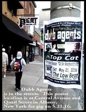 Dubb Agents in Albany - NY at Low Beat May 21, 2016.