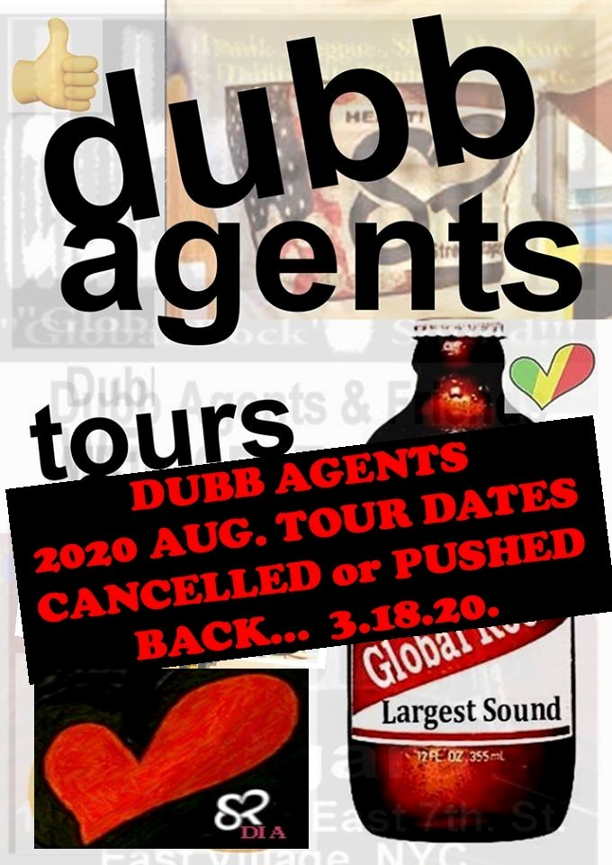 As of 3.18.20., Dubb Agents 2020 Ubiquitous has been celled.