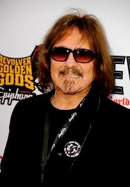 Terry Geezer Butler of G//Z/R and Black Sabbath