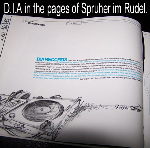 D.I.A (Diverse Intensified Audio) Reppin' Da 'Global Rock' Genre & Sound!