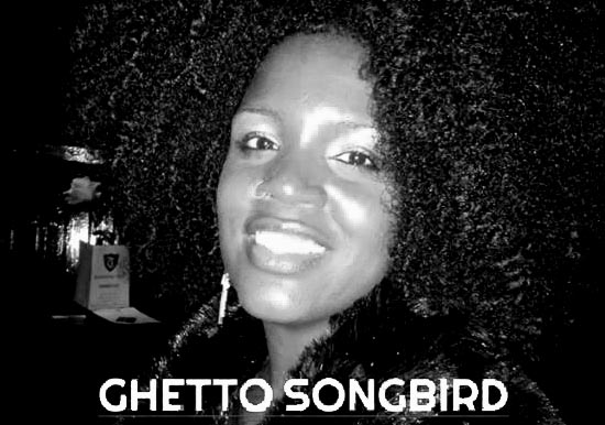 Ghetto Songbird aka Samantha Hollins interview with Jaz McKenzie.