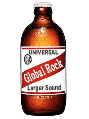 D.I.A Global Rock Sound.