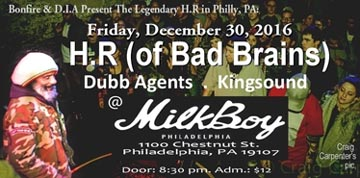 Dubb Agents at MilkBoy Philly Dec. 30, 2016