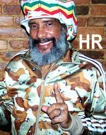 The legendary HR (of Bad Brains). Zack Slack photo.