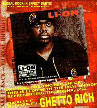 Li-On's 'Ghetto Rich' -- D.I.A Records