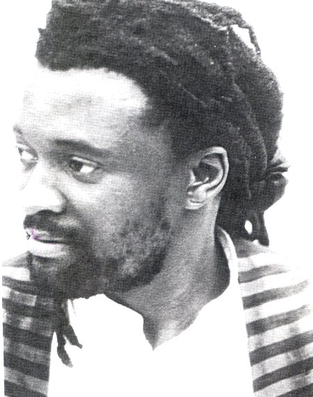 Lucky Dube Fantra Zine Interview Glossy in 1995