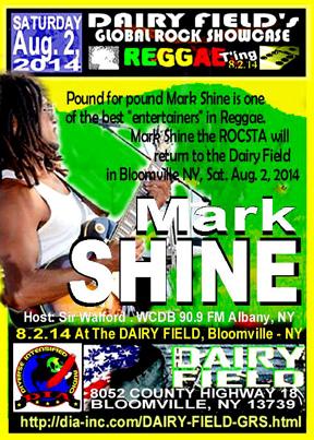 Mark Shine and Rocsta Society in Western Catskills, Bloomville, NY, 8-2-2014