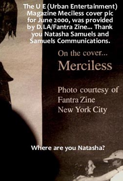 U E Fantra Zine Merciless cover credit.