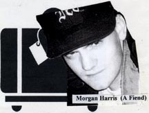 Morgan Harris -- A Fiend With Dreams