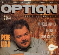 Option Magazine published by Scott Becker