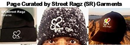 Victor Bloise Curated by SR aka Street Ragz Garments .