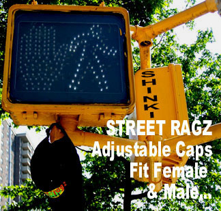 Street Ragz Adjustable Caps fits female and male