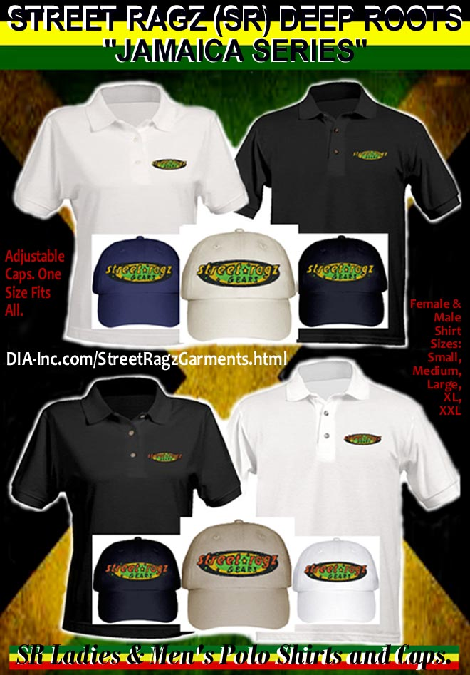 STREET RAGZ Deep Roots Jamaica Edition