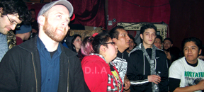 Brooklyn audience of Soul Radics 12.28.12