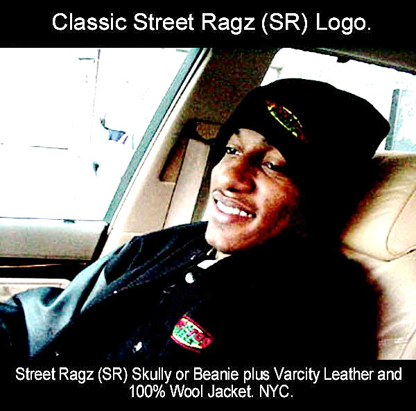 Street Ragz Classic Logo Skully/Beanie Knit Cap.