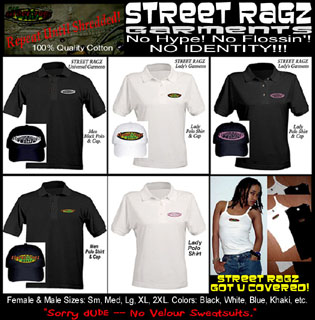 Street Ragz Summer Collection Brochure