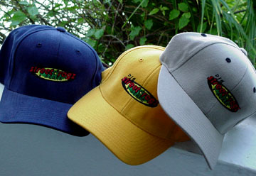 Street Ragz Colorful Ocho Rios - Jamaica Cotton Caps. US$30. Each. Free Shipping.