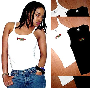 Jez Blak Street Ragz Lady Baby Tees. NOT CURRENTLY AVAILABLE.