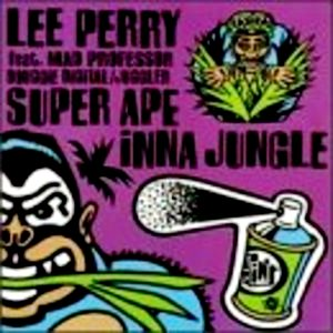 Lee Perry's 'Super Ape Inna Jungle' which is the cradle for Jungle muzik. RAS/ARIWA release.