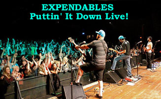The Expendables Live.