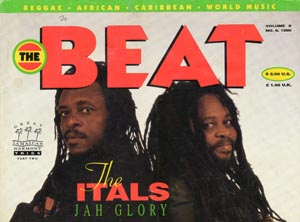The Beat Magazine published by C.C. Smith