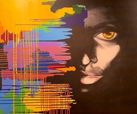 Victor Bloise Art - Eyes Of Success
