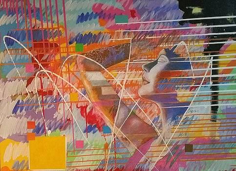 Victor Bloise Art - Sunny